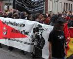 [HD] Sofortige Auflösung des Verfassungsschutzes! - Rede auf der Demo gegen die IMK