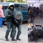 Polizei setzt NPD-Parteitag mit massiver Repression durch