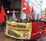 Tausende demonstrieren in Weinheim gegen den NPD-Bundesparteitag