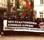 Straßenfest Demo