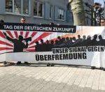 """Kooperation von """"Die Rechte"""" und NPD in Sinsheim"""