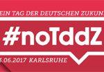 "3. Juni: Den ""TddZ"" in Karlsruhe verhindern!"