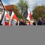 Überblick über Nazi-Aktivitäten im Kraichgau seit August 2016