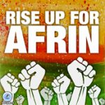 "1.2.: Kundgebung ""Rise up for Afrin"""