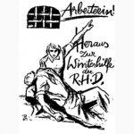 """8.3.: Vortrag """"Frauen in der Roten Hilfe Deutschlands"""" zum Frauenkampftag"""