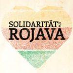 """30.3.: Demonstration """"Hände weg von Rojava!"""" in Mannheim"""