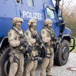"""12.6.: Vortrag """"Militarisierung der Polizei"""" mit Martin Kirsch (IMI)"""
