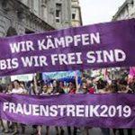 """10.10.: Café Alerta mit Buchvorstellung """"Frauen*streik"""" mit Brigitte Kiechle"""