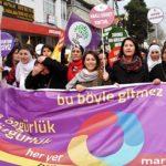 """13.2.: Café Alerta zu """"Antifeminismus als Säule der AKP-Staatsdoktrin"""""""