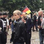 PM: Nazis, Querfront und antifaschistischer Protest auf dem Heidelberger Uniplatz