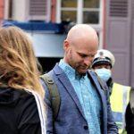 PM: Corona-Demo auf dem Uniplatz mit Nazi-Kadern und Verschwörungstheorien