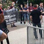 """NPD scheitert mit """"Corona-Protest"""" in Sinsheim"""