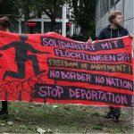 13.8.: Café Alerta zur Situation von Refugees im PHV